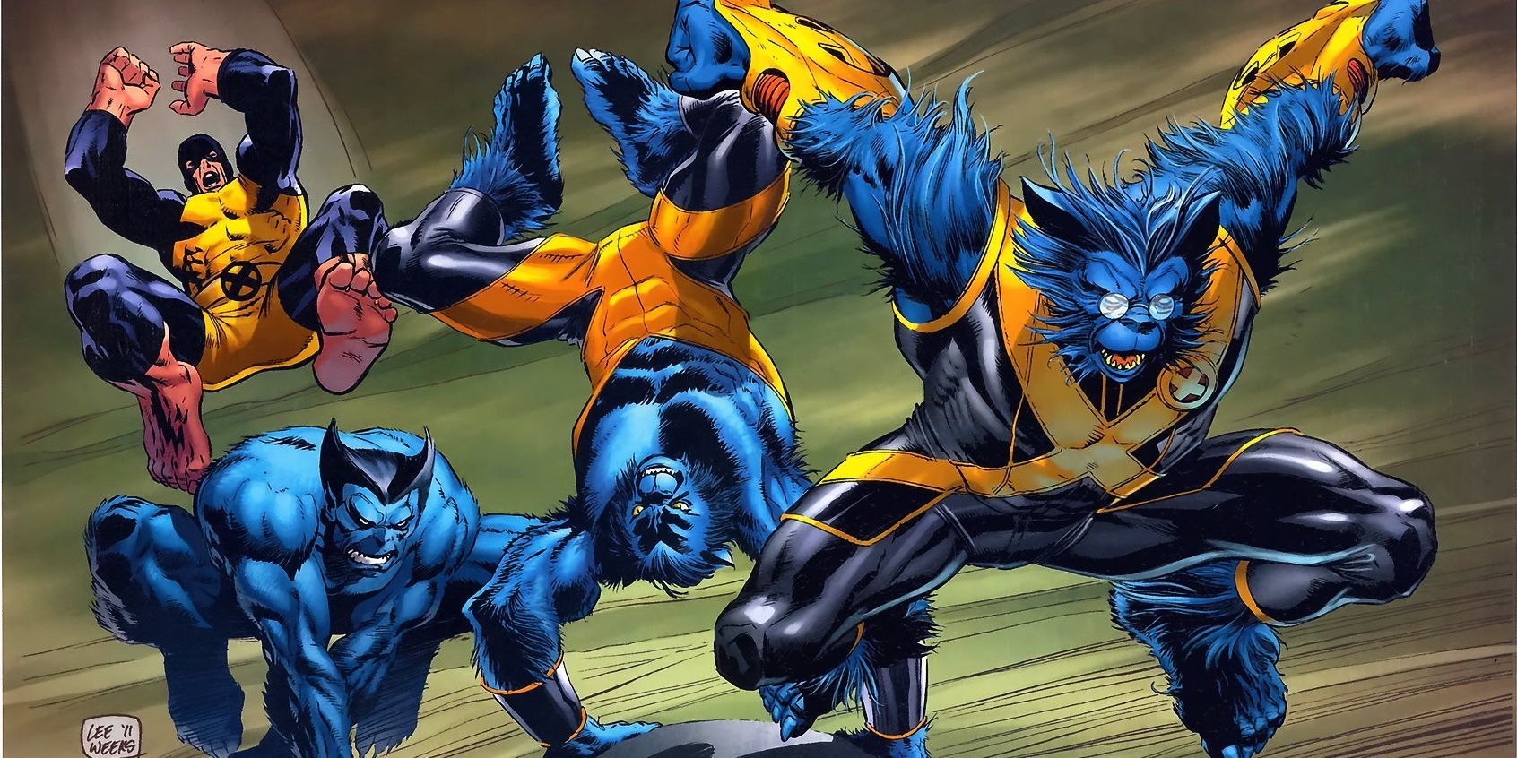 X-Men: 10 Things You Need To Know About Beast | ScreenRant