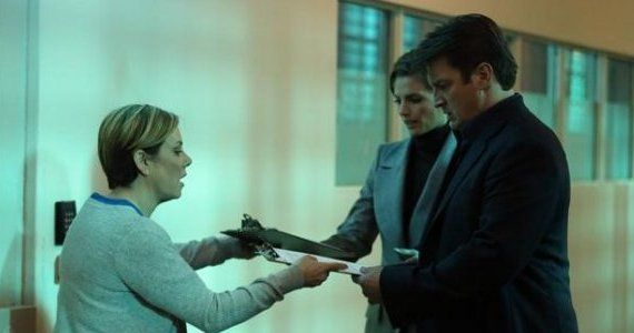 Castle' Season 5, Episode 17: Freak Out | ScreenRant