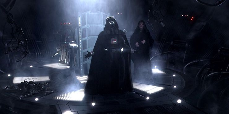 Star Wars Vader Palpatine S 10 Greatest Moments Screenrant