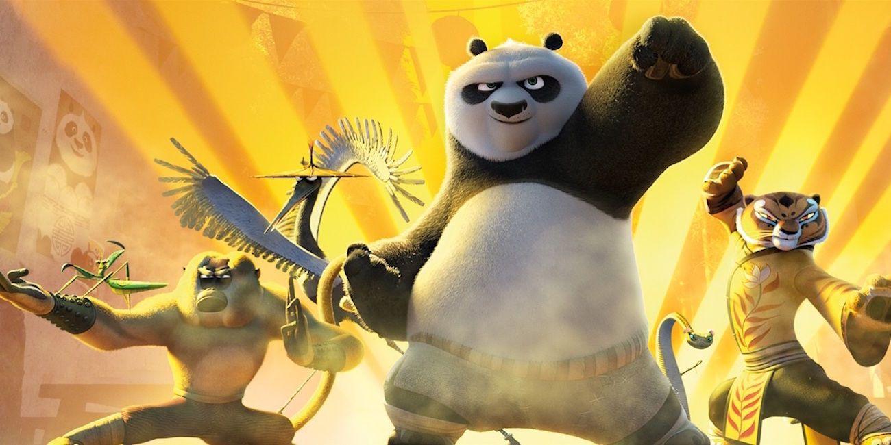 kung fu panda 3 review | screenrant