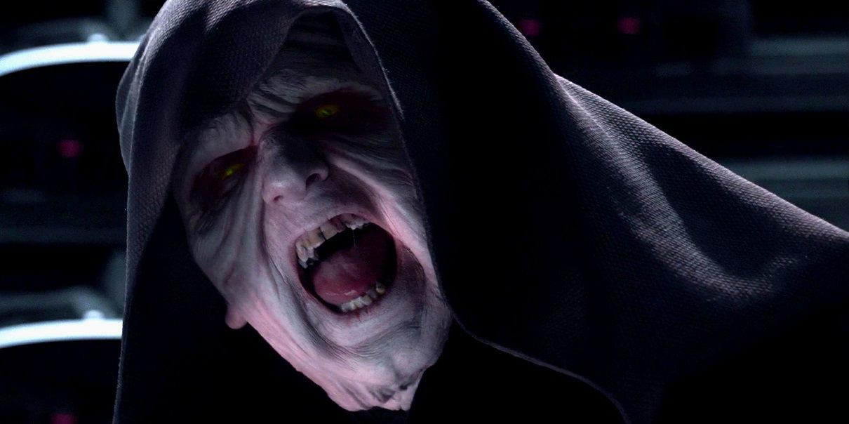 Star Wars: 20 Wildest Things About Palpatine's Anatomy