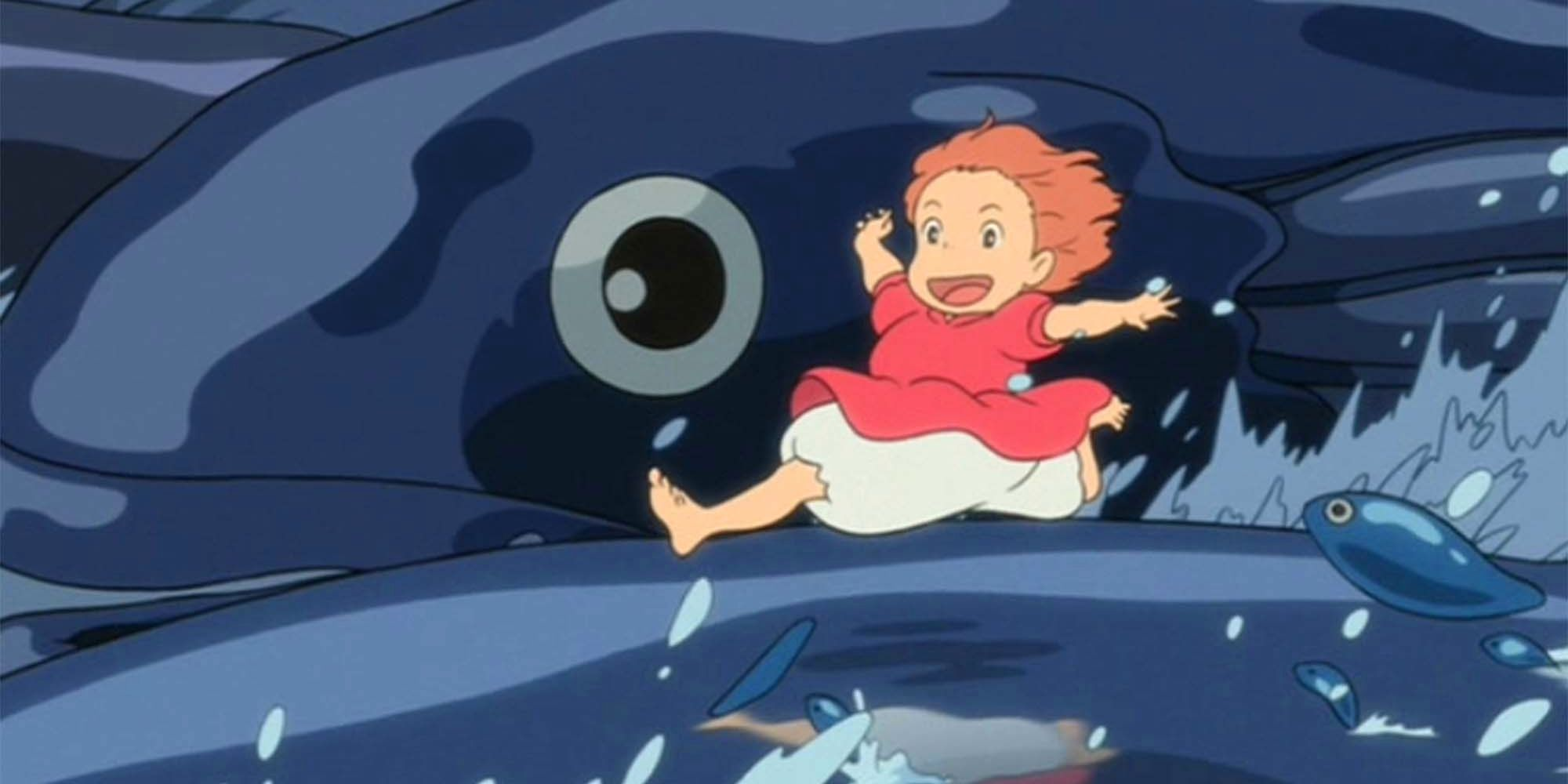 Ponyo 2 Updates: Is A Sequel Happening? | ScreenRant