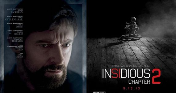 Box Office Prediction Prisoners Vs Insidious Chapter 2