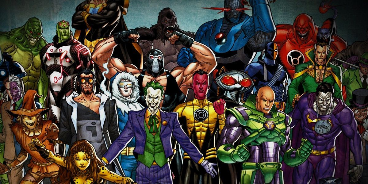 15 dc supervillains who could beat marvel 39 s avengers in a fight - Flash le super heros ...