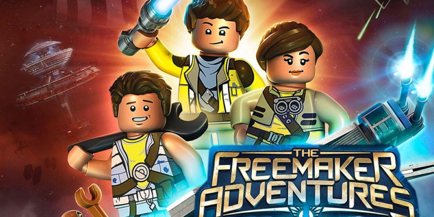 LEGO Star Wars: May 4th Force Awakens Promo & Freemaker Adventures Trailer