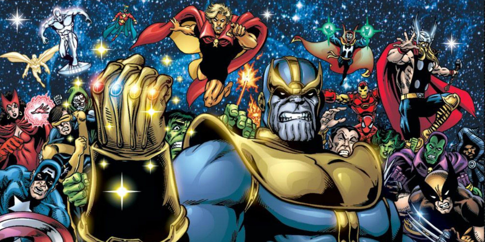 The Best Marvel Comics Storylines Of All Time | ScreenRant