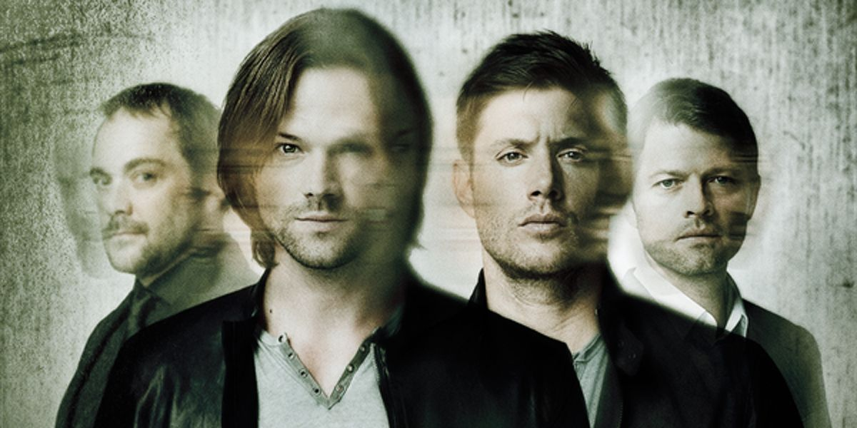 25 Behind-The-Scenes Photos From Supernatural That Change Everything