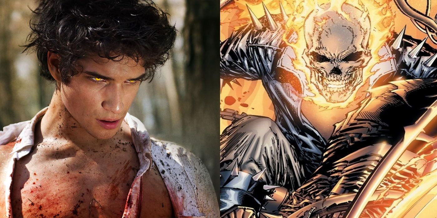 15 Actors Who Could Play Ghost Rider | ScreenRant