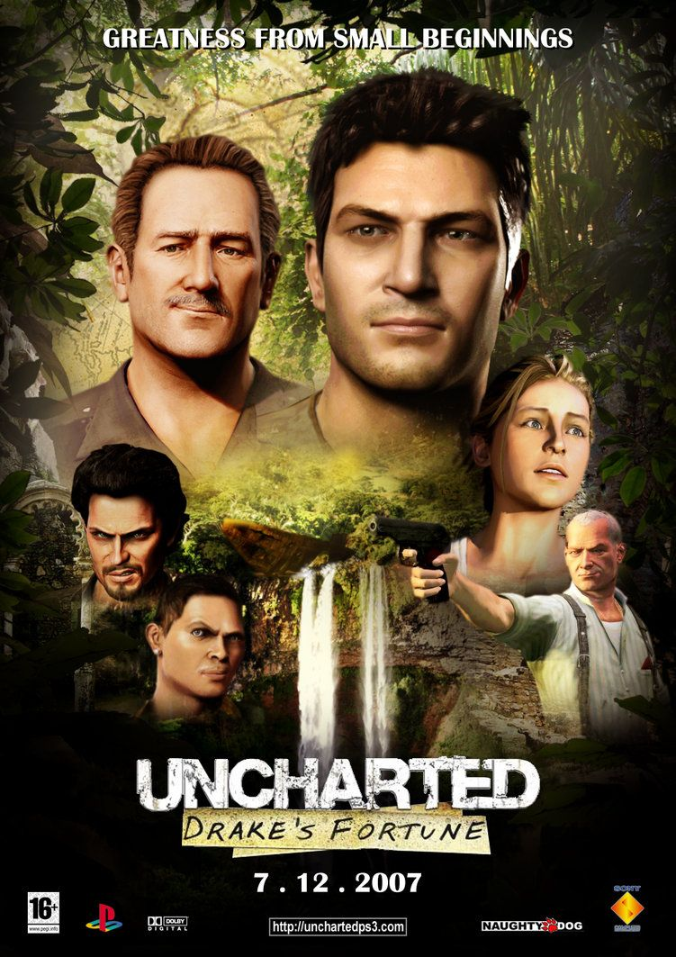 Uncharted 2021 Screenrant