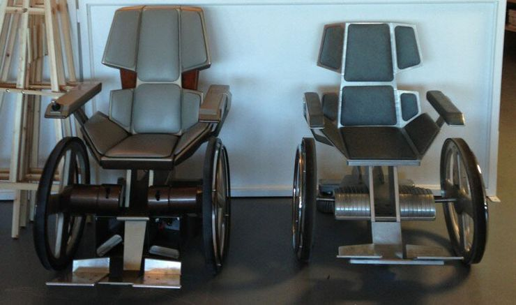 Professor X S Old New Wheelchairs Of X Men Days Of Future Past