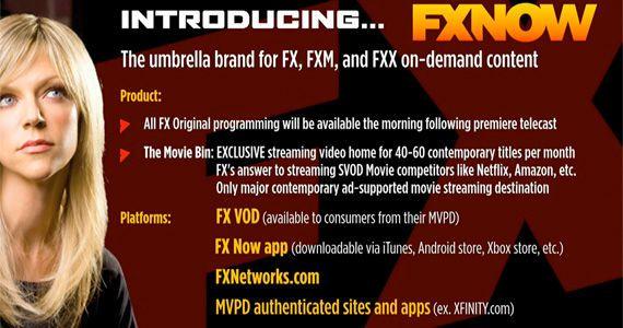 Fxx On Demand