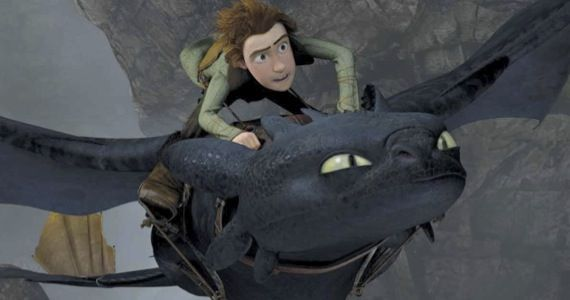 How to Train Your Dragon' TV Series 'Dragons' Teasers
