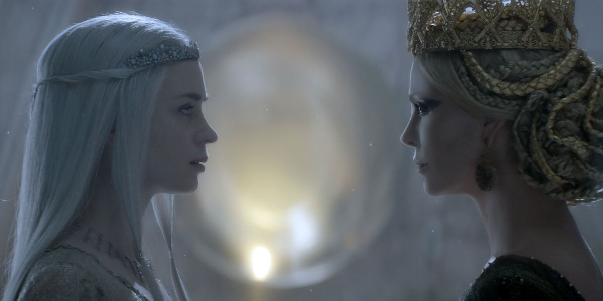 The Huntsman: Winter's War TV Trailer - There Can Only Be