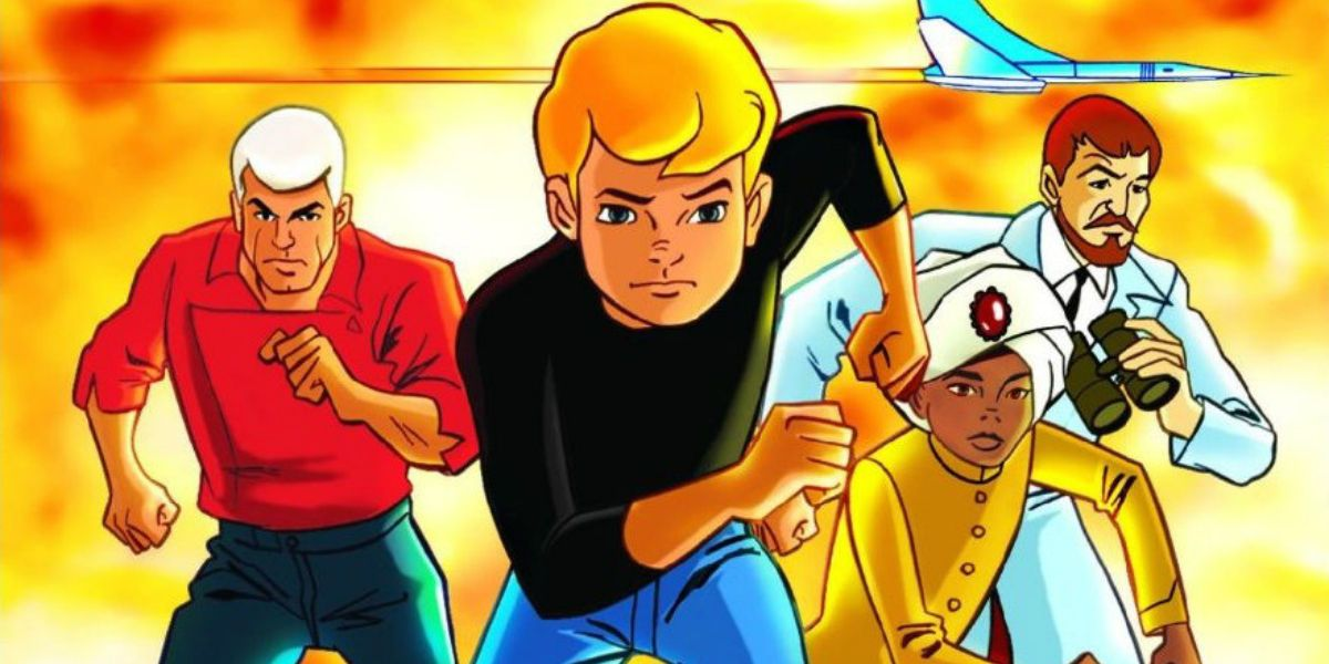 Jonny Quest Movie Lands LEGO Batman Director Chris McKay