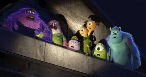 Monsters University Review Screen Rant