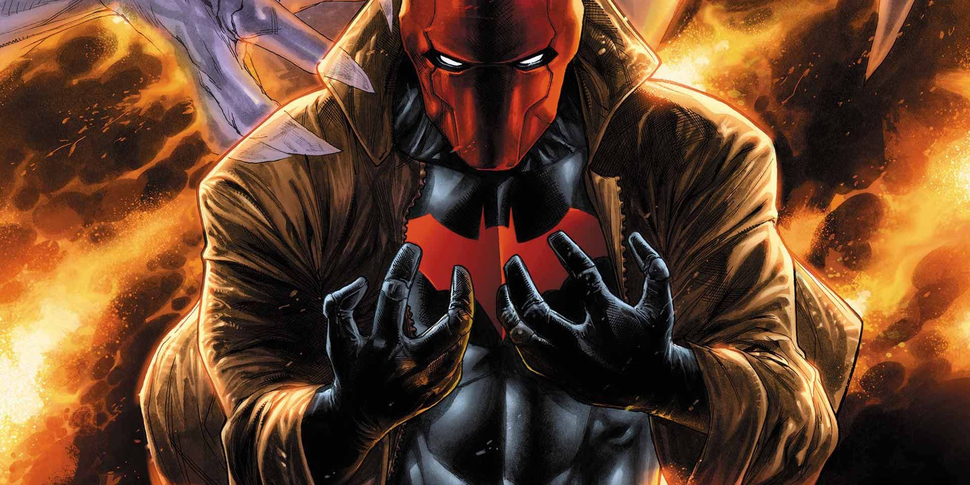 jason todd s days as red hood are officially over screenrant